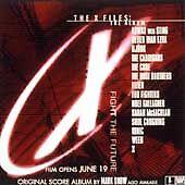 X-Files [Original Soundtrack] by Original Soundtrack (CD, Jun-1998, Elektra (356