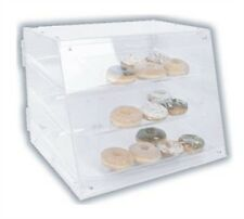 """Thunder Group 21"""" X 17-1/4"""" X 16 1/2"""" Pastry Display With 3 Tray Pldc001 New"""
