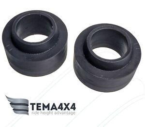 Rear coil spacers 40mm for  Scion iQ tC xA xB xD   Toyota Yaris Auris (2wd only)