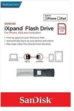 SanDisk 256GB iXpand Flash Drive for iPhone and iPad - SDIX30N-256G-GN6NE