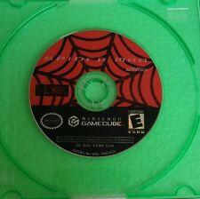 Spider-Man Nintendo GameCube 2002 Disc Only