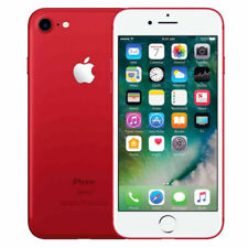 Apple iPhone 7  (PRODUCT)  RED - 128GB - (Unlocked)- A1778 -(GSM)