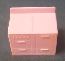 Vintage Dollhouse Furniture Kitchen Oven  Allied