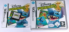 Gioco: DISNEY FRIENDS per il Nintendo DS Lite + + + DSi XL + 3ds 2ds