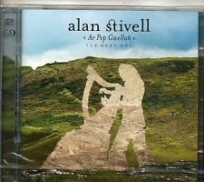 DOUBLE CD 28T ALAN STIVELL   - AR  PEP GWELLAN  ANNEE  2012  NEUF SCELLE