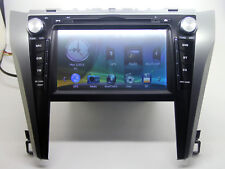 """8"""" Car Stereo Radio DVD Player GPS Navigation For Toyota Camry European Version"""