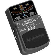 Behringer - TU300 - Chromatique Pédale pédalier guitare basse Tuner Pédale