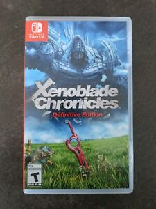 Xenoblade Chronicles Definitive Edition (Nintendo Switch, 2020)