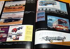 100 years of Hino Motors book japanese diesel truck bus jidosha japan #0202