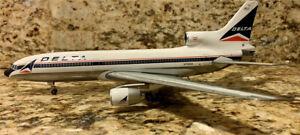 Gemini Jets 1:200 Delta Lockheed L-1011-500 Widget N753DA G2DAL035 2008 750 Pcs