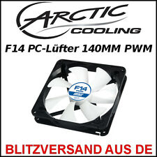 [Arctic Cooling™] F14 140mm PWM Gehäuse-Lüfter/Fan → 14cm Case Kühler PC
