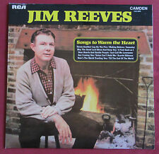 JIM REEVES  LP UK  REED  SONGS TO WARM THE HEAT