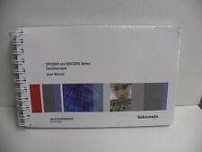 Tektronix DPO2000 and MSO2000 User Manual 071-2319-00