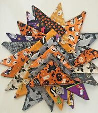 35 Dog Grooming Bandanas - Halloween Set - 5 Small / 20 Medium / 10 Large