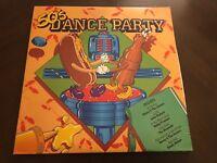 50'S DANCE PARTY VINYL LP VARIOUS LITTLE RICHARD DANNY & THE JUNIORS OTHERS