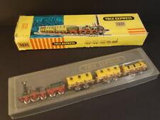 VINTAGE TRIX DER ADLER TRAIN SET #1531 + ORIGINAL BOX HO