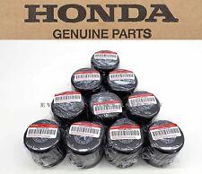 New Genuine Honda MFJ Quality Oil Filter & Seal Cartridge (10 Qty Pack) #R66