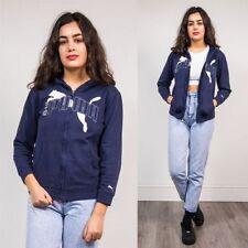 Waist Length Cotton Blend Hood Coats & Jackets for Women