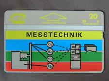 PRIVE Kaart MINT Ongebruikt Oostenrijk  -  MESSTECHNIK