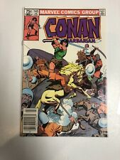 Conan (1982) # 143 (NM) Canadian Price Variant (CPV)  ! 9.8 Sells For 200$