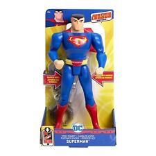 MATTEL SUPERMAN 30 CM POTENZA D'ACCIAIO Personaggio Justice League Action FPC75