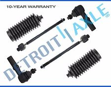 6pc Front Inner Outer Tie Rod Kit for Dodge Ram 2500 3500 - 2WD ONLY