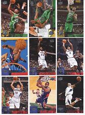 """09/10 Upper Deck Basketball """"PICK TEN"""" COMPLETE YOUR SET! CHOOSE ANY 10!"""
