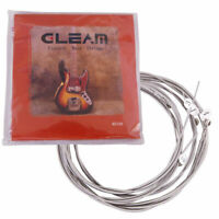 CRAZY CLEARANCE DEAL Electric BASS Guitar Set of 4 Strings 45-100 Silver EADG UK