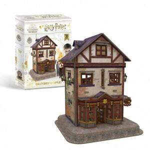 Harry Potter's Wizarding World-3D Jigsaw Puzzle Quality Quidditch Supplies Shop