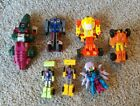 Vintage Lot Of 7 Transformers G1 Combiners And Others For Sale