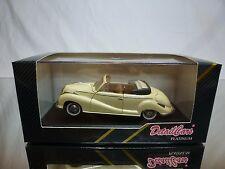 DETAIL CARS  246 BMW 502 CABRIO - CREAM 1:43 - GOOD CONDITION IN BOX