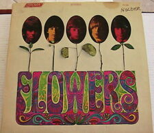 THE ROLLING STONES; VINTAGE CLASSIC ORIGINAL STEREO LP; FLOWERS