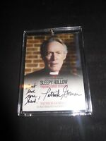 CRYPTOZOIC SLEEPY HOLLOW SEASON 1 AUTOGRAPH CARD PATRICK GORMAN #PG (Holder)