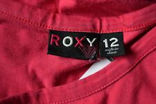 ladiest-shirt.preowned colour pink by roxy.size 12