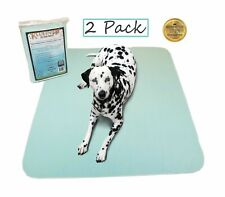 Kluein Pet Washable Pee Pads for Dogs, Washable Puppy Pads, 2-Pack XXL (36x41...