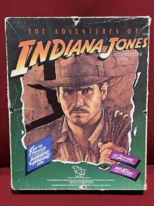 Vintage 1984 The Adventures of Indiana Jones RPG Plus Modules IJ1-3 TSR