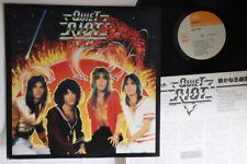 LP QUIET RIOT Quiet Riot 25AP880 CBS SONY JAPAN Vinyl