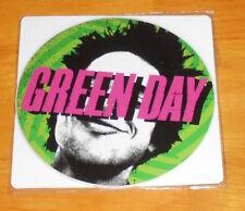 "Green Day Coaster Uno Dos Tre 2013 Original Promo 4"" RARE Sealed"
