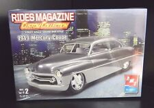 New Sealed ERTL AMT 1949 Mercury Coupe Rides Magazine Presents Custom Collection