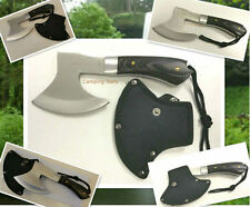 ULTIMATE hunting-camping-survival-tactical-fire AXE mano sopravvivenza tool-fb702