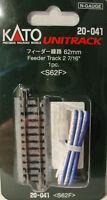 Kato 20-041 - Mangeoire Power Unitrack avec Câbles 62mm de Long N Gauge