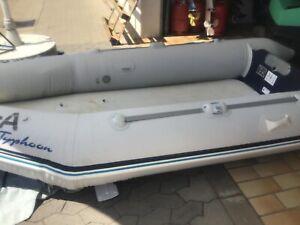 Schlauchboot mit Motor Bombard Typhoon 335 Aero mit Yamaha 9,5PS Top