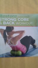 Restore String Core & Back Workout DVD