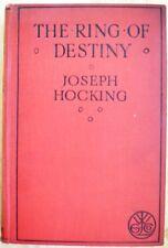 The Ring of Destiny by Joseph Hocking (Ward Lock, 1st edition, 1925)