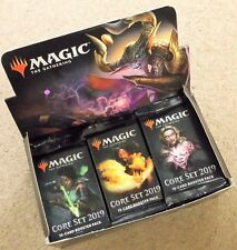 MAGIC THE GATHERING CORE 2019 BOOSTER 1/6 BOX = 6 BOOSTER PACKS SAME DAY SHIP