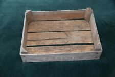 Old vintage Vegetable Box