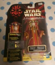 Star Wars Episode 1 TPM The Phantom Menace QUEEN AMIDALA CommTalk Euro