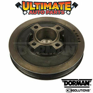 Harmonic Balancer Pulley (6.5L Turbo Diesel) for 97-98 Chevy / GMC B7 School Bus