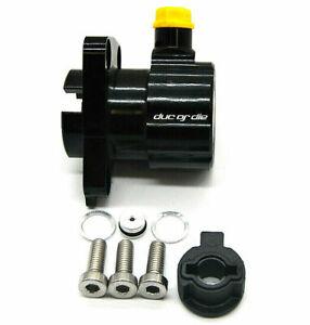 NEW  Ducati clutch slave cylinder control billet black Monster etc.
