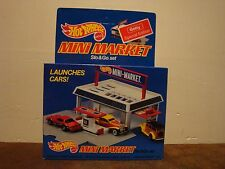 Hot Wheels Mini Market Sto & Go Set by Mattel #5464